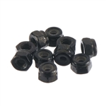 Axial Nylon Locking Nut 2mm (10)