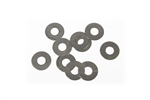 Axial Yeti Washer 4x10x0.15mm (10pcs)