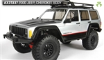 Axial 2000 Jeep Cherokee .040 Clear Body