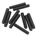 Axial M4x20mm Set Screw Black (10)