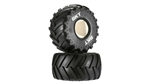 Axial 2.2 BKT Monster Jam Tires R-35 Compound (2)