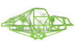 Axial Green Monster Truck Cage Right