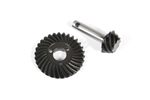 Axial Heavy Duty Bevel Gear Set 30T/8T