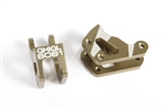 Axial AR60 Machined Link Mounts Hard Anodzied (2)