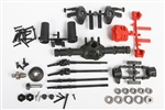 Axial AR44 Locked Axle Set Front or Rear Complete (1)