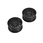 "Axial 1.9"" Method MR307 Hole Wheel Black (2)"