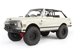 "Axial 1969 Chevy K5 Blazer Body .04"" Uncut Clear"