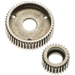 Axial Gear Set 48P 28T & 52T for Three Gear Transmission