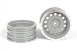 "Axial 1.9"" Method MR307 Hole Wheels Magnesium / Chrome (2)"