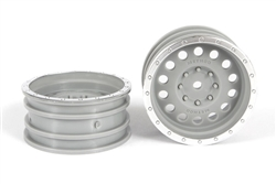 Axial 1.9 Method MR307 Hole Wheels Magnesium / Chrome (2)
