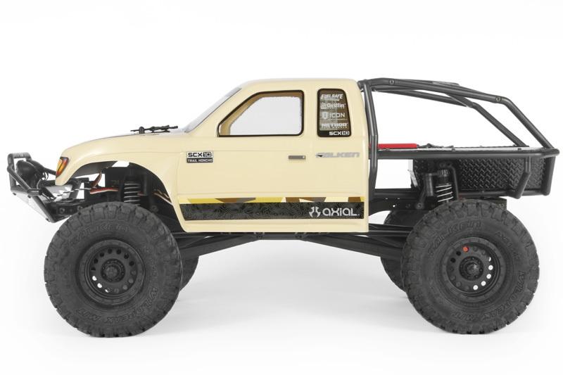 Axial SCX10 II Trail Honcho 4WD RTR