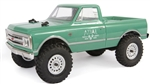 Axial SCX24 RTR with 1967 Chevrolet C10 Body - Light Green
