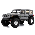 Axial SCX10 III RTR with Jeep JLU Wrangler Body - Gray