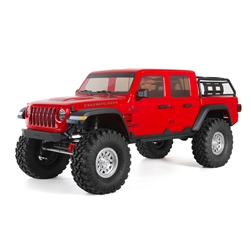 Axial SCX10 III Jeep JT Gladiator RTR - Red