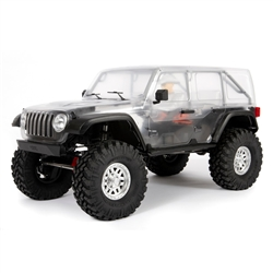 Axial SCX10 III Kit with Jeep JL Wrangler Body