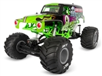 Axial SMT10 Monster Truck RTR with Grave Digger Body