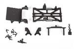Axial SCX24 Chassis Parts Long Wheel Base 133.7mm