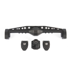 Axial Currie F9 Portal Axle Housing / 3rd Member Rear UTB