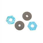 Axial Dig Transmission Slipper Pads / Plates UTB