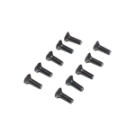 Axial M2.5 x 8mm Flat Head Screw (10)
