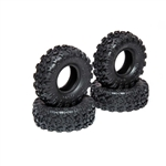 "Axial 1.0"" Rock Lizard Tires (4)"