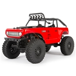 Axial SCX24 Deadbolt 1/24 Scale 4WD RTR Red