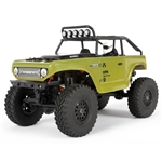 Axial SCX24 Deadbolt 1/24 Scale 4WD RTR Green