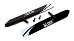 Blade Fast Flight Main Rotor Blade Set w/Hardware: mCP X BL