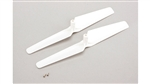 Propeller, Counter-Clockwise Rotation,White(2):mQX