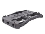 BowHouse RC HD Battery Tray + Servo & Bumper Mount Ver2 for SCX10 II
