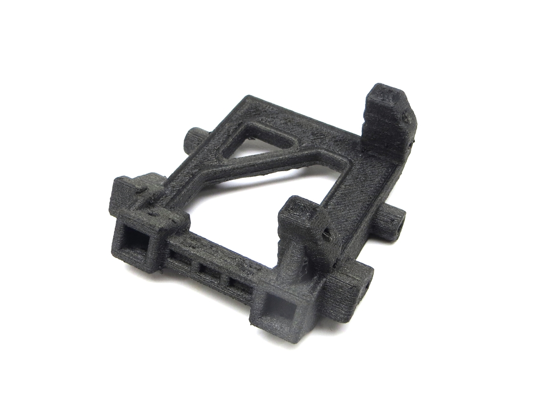 BowHouse RC Servo Winch and Bumper Mount CF for TRX-4