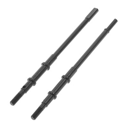 Beef Tubes SCX10 II AR44 Modified Rear Axle Shafts (Narrowed)