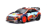 Carisma GT24 Micro 4WD Brushless RTR with Hyundai i20 WRC Body