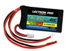 Common Sense RC 450mAh 2S 7.4V 40C Lectron Pro LiPo Battery for SCX24