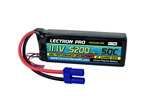 Common Sense RC 5200mAh 3S 11.1V 50C Lectron Pro LiPo Battery - EC5