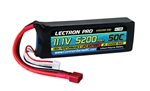 Common Sense RC 5200mAh 3S 11.1V 50C Lectron Pro LiPo Battery - Deans