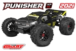 Team Corally 1/8 Punisher XP 2021 RTR 6S Brushless 4WD LWB Monster Truck