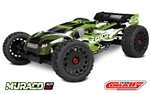 Team Corally 1/8 Muraco XP 2021 RTR 6S Brushless 4WD LWB Truggy