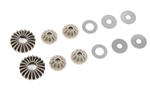 Team Corally Planetary Differential Gear Set, Steel