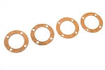 Team Corally Differential Gaskets for Center Differential 35mm (4)
