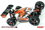 Team Corally 1/8 Python XP 2021 RTR 6S Brushless 4WD Buggy