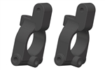 Team Corally Caster Blocks, Composite (2 pcs)