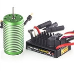 Castle Creations 1/18 MAMBA Micro X ESC with 4100Kv Motor