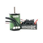 Castle Creations Mamba X SCT Pro Sensored 25.2V WP 1410-3800Kv 5mm Combo