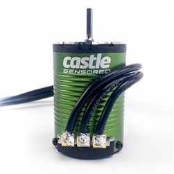Castle Creations 4-Pole Sensored BL Motor 1410-3800Kv