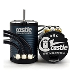 Castle Creations Sensored 1406-1900KV Four-Pole Brushless Motor Crawler