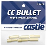 Castle Creations 5.5mm High Current CC Bullet Connector Set