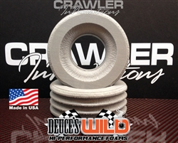 "Crawler Innovations Deuce's Wild Single Stage 2.2"" Standard Foam Pair (2)"