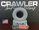 Crawler Innovations Deuce's Wild Single Stage 1.9 Pitbull Mad Beast Foam Pair (2)