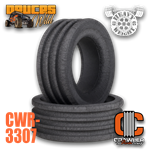 "Crawler Innovations Deuce's Wild Heavy Weight Single Stage 3.85"" - 4.19"" Tall 1.9 Tire Foams (2)"